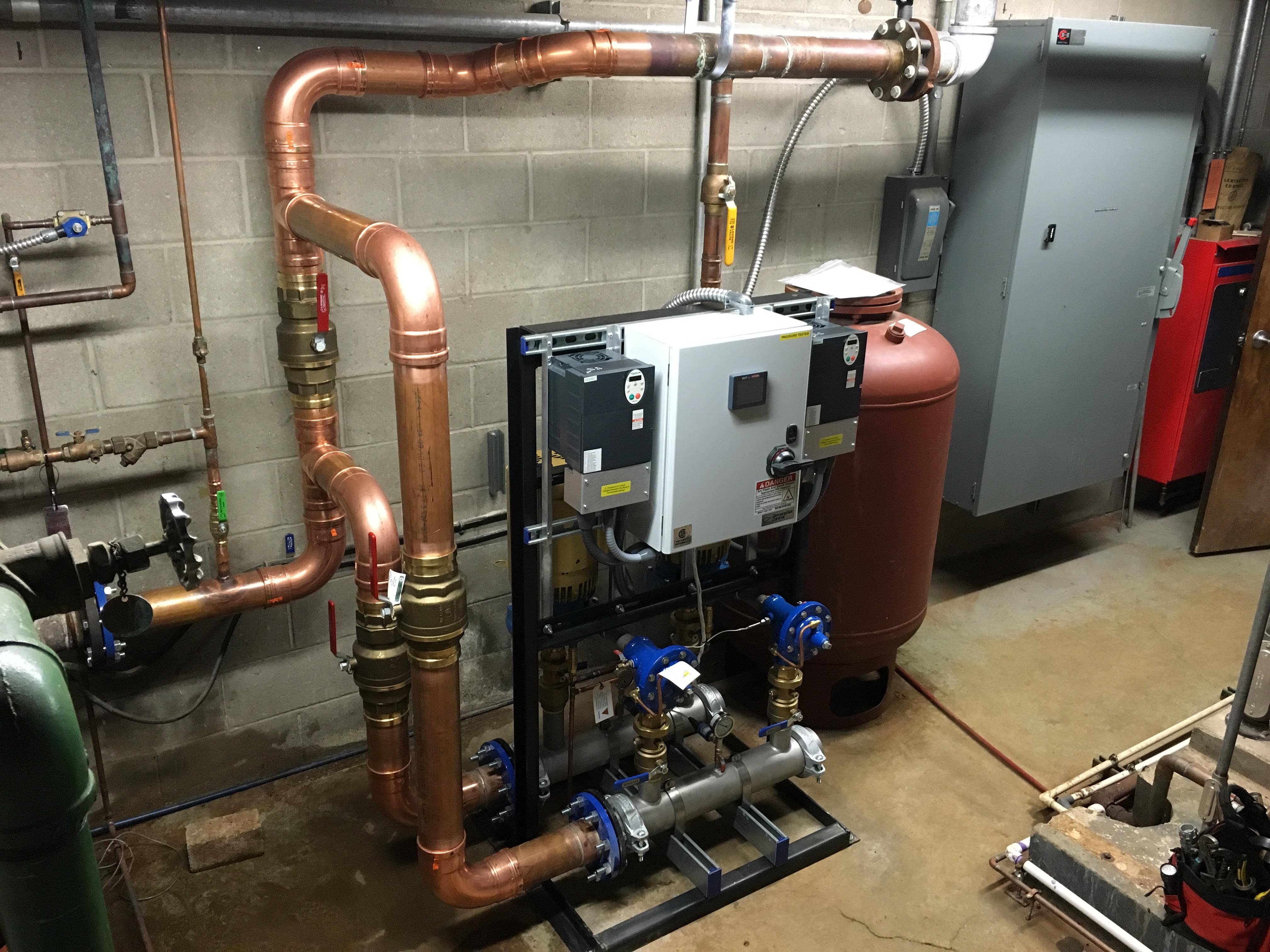 Pumps Roger Storer Plumbing Springfield Ohio
